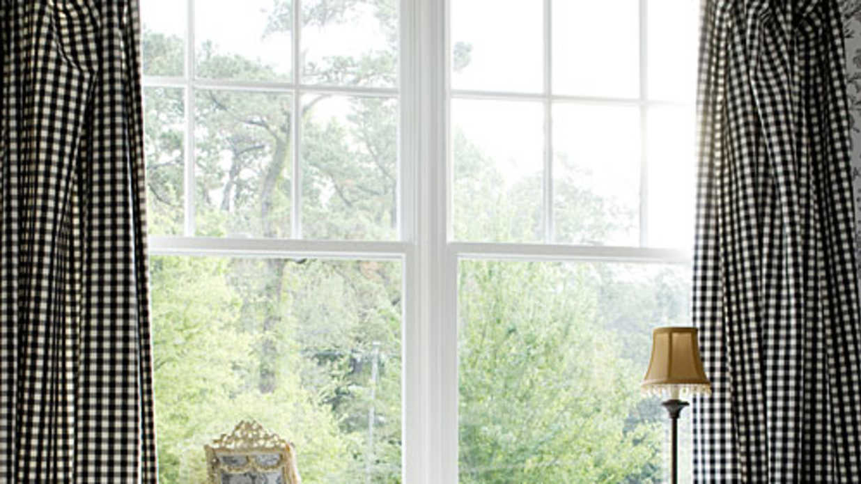 let curtains define a space window treatments southern living