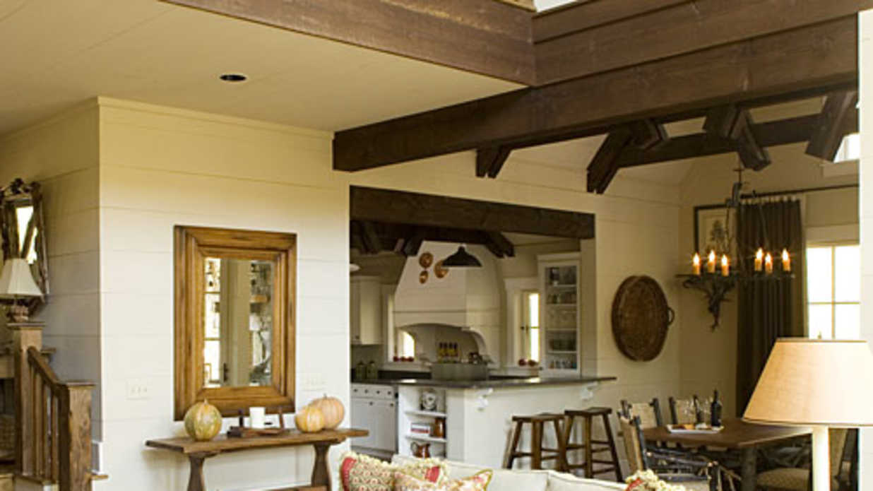 North Carolina Cottage Interiors: 2009 Southern Home Awards   Southern  Living