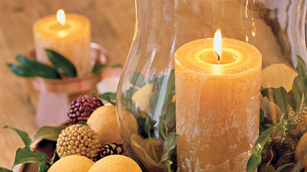 Christmas Centerpieces Southern Living