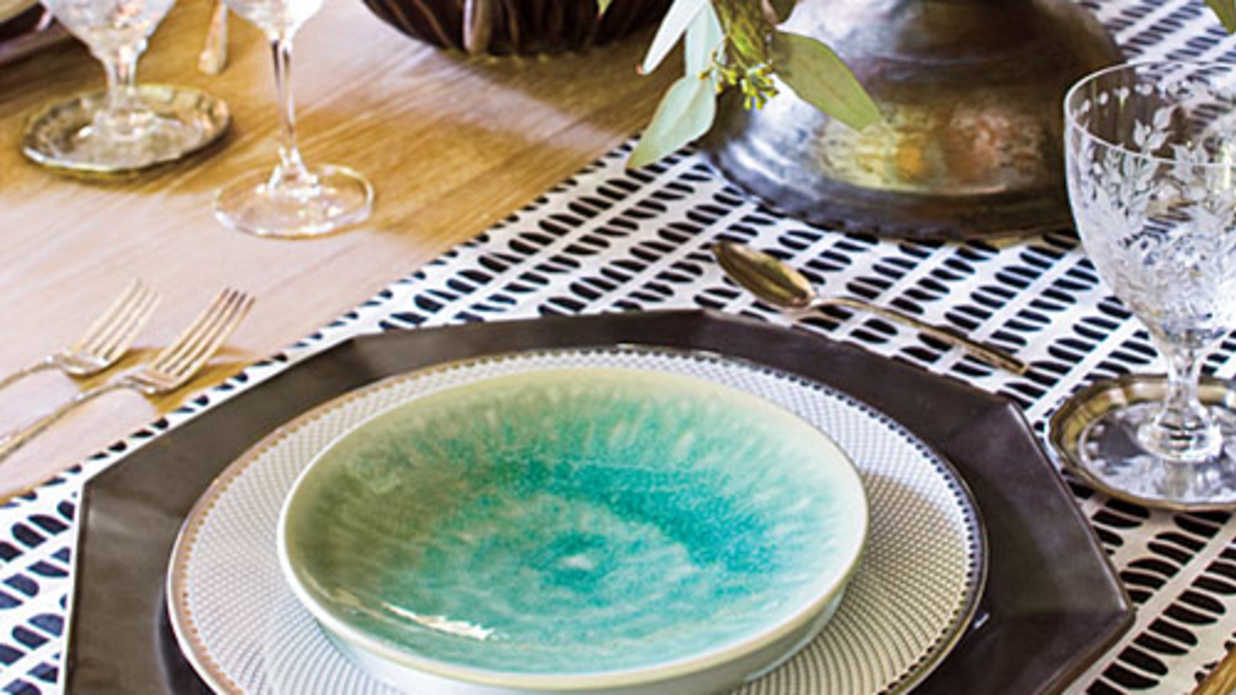and casual pieces christmas table decorations southern living