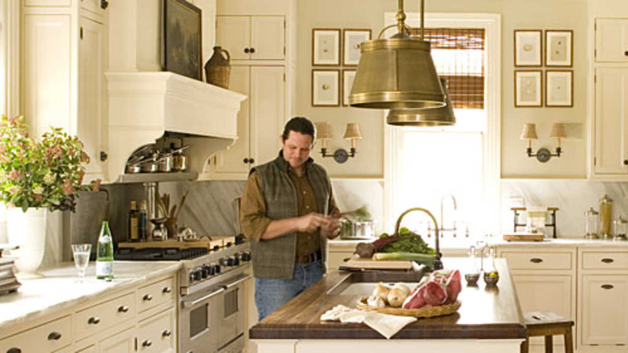 Southern Living Kitchens Kitchen Islands Southern Living