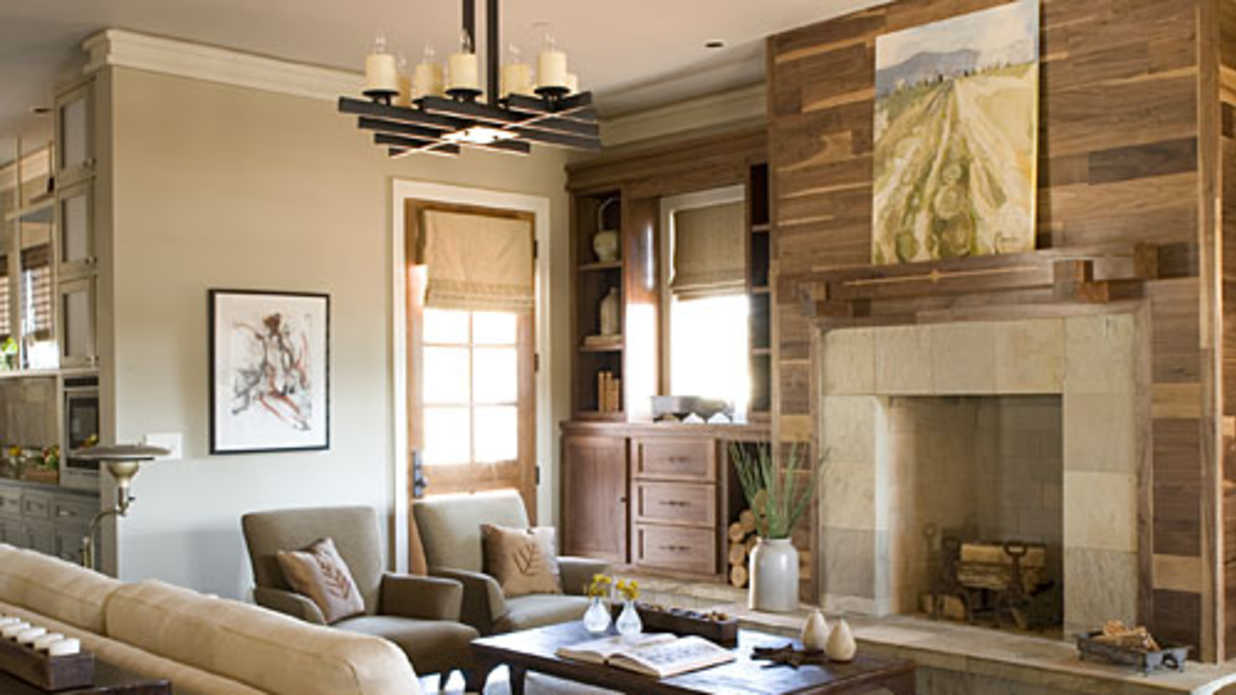 The Living Room Interior Design House Construction Planset Of Dining Room