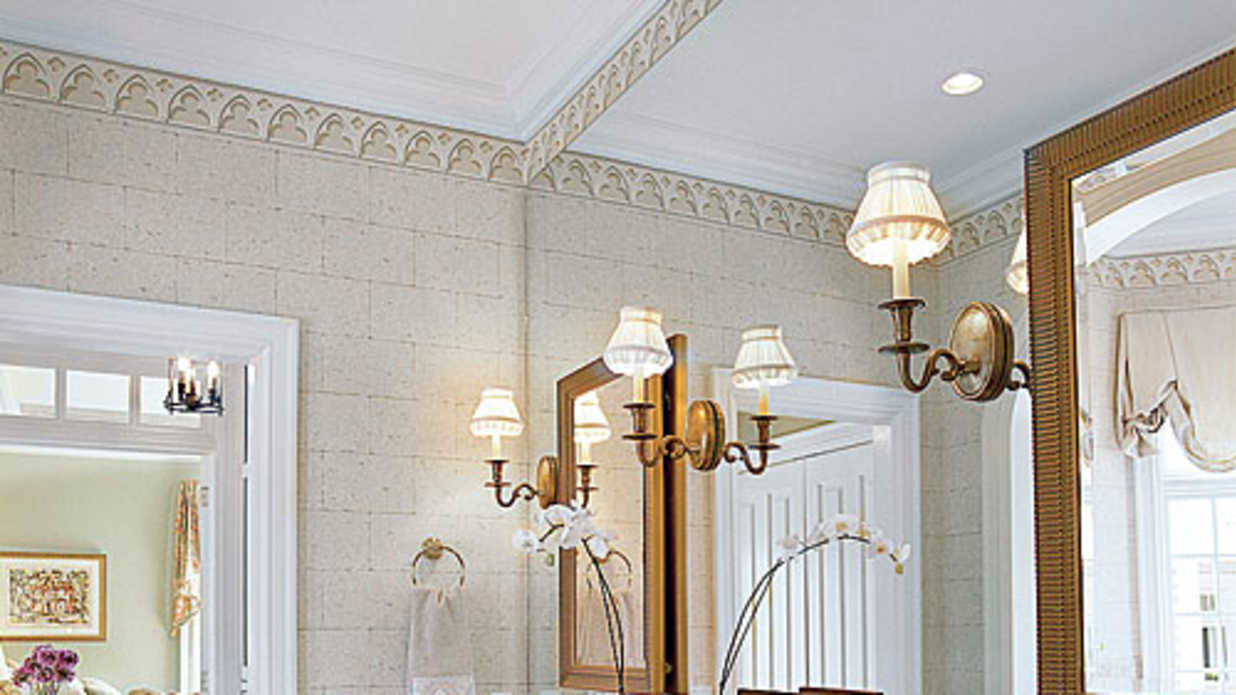 master bath luxurious master bathroom design ideas southern living