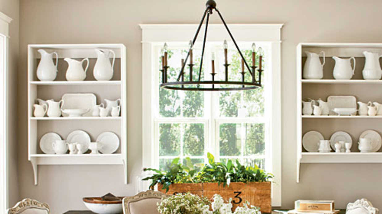 Neutral paint colors southern living - Neutral colors to paint a living room ...