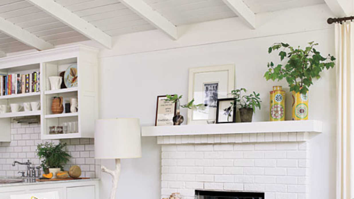 White Decorating Ideas - Southern Living
