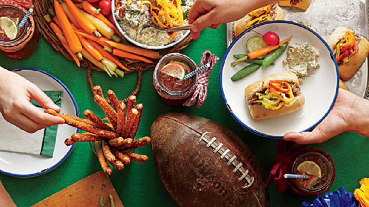 Ultimate Tailgating Party Recipes And Ideas Southern Living