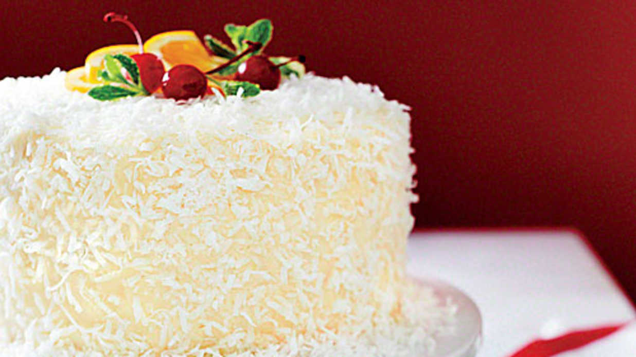 Ambrosia Coconut Cake Heavenly Holiday Desserts