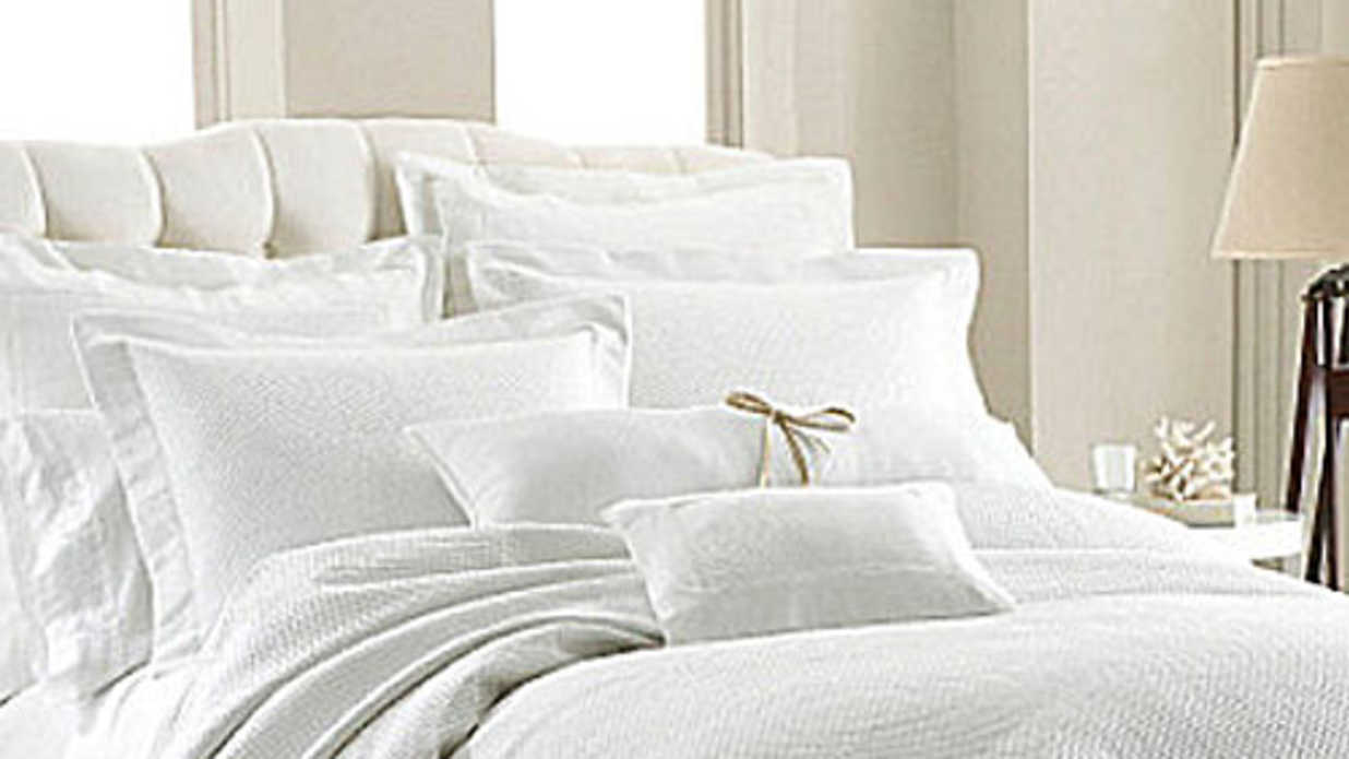 Southern Living Bedding : Southern Living Classic Pique Bedding Collection Giveaway ...