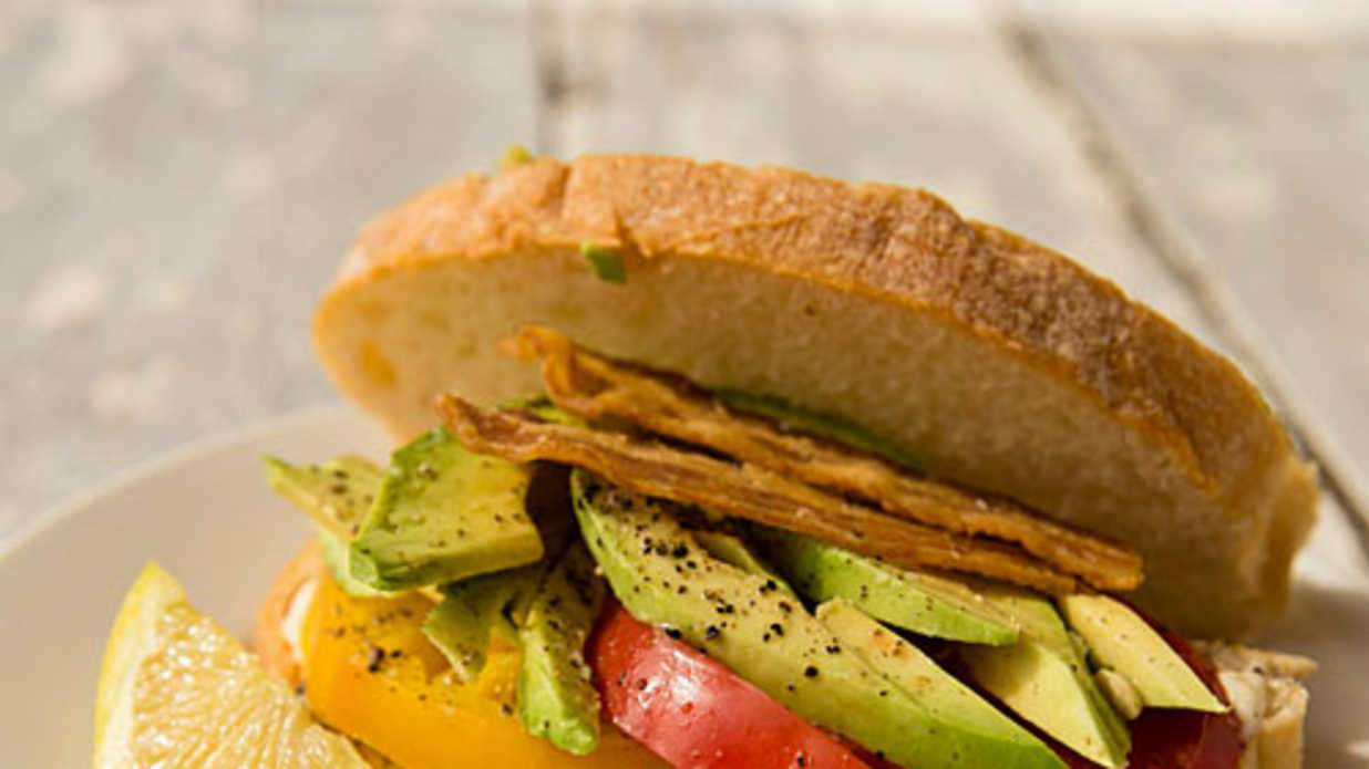 17 Ways To Build a Better Tomato Sandwich
