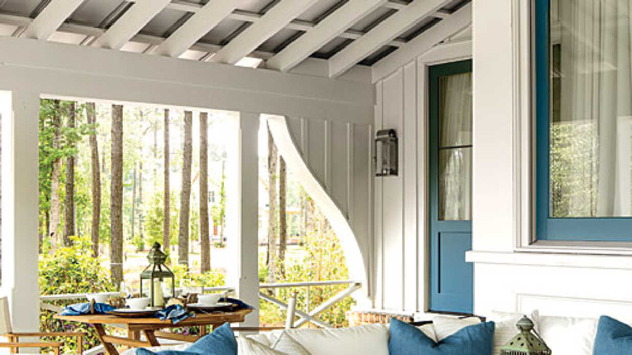 what is lowcountry style - southern living