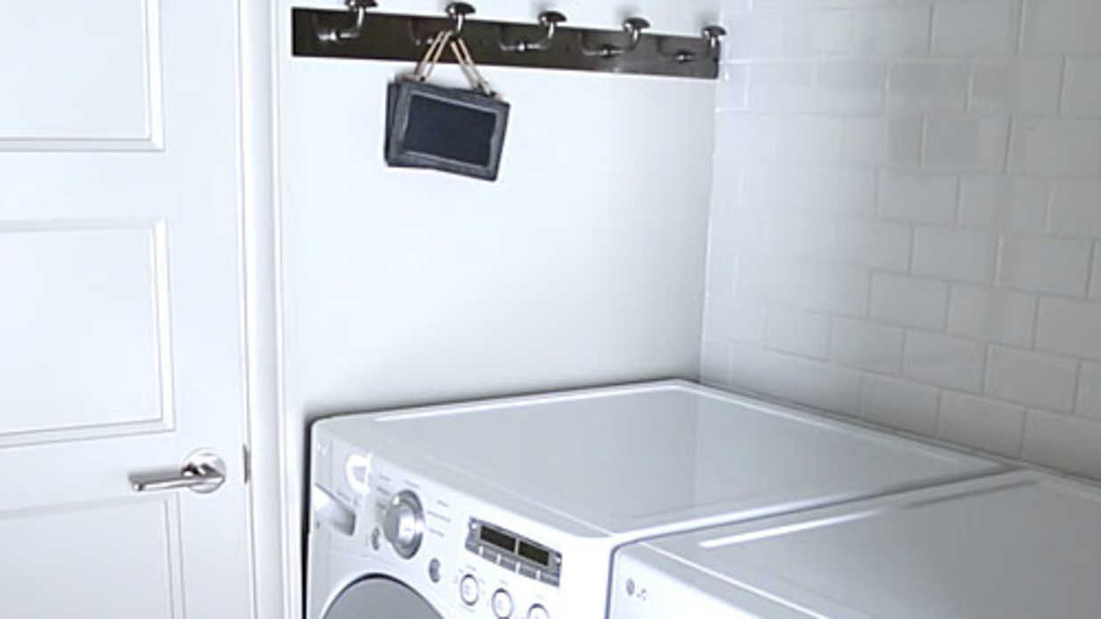 Palmetto Bluff Laundry Room Video Tour