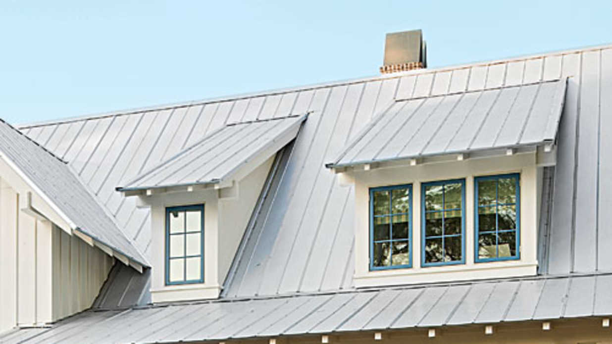 the pros and cons of metal roofing southern living