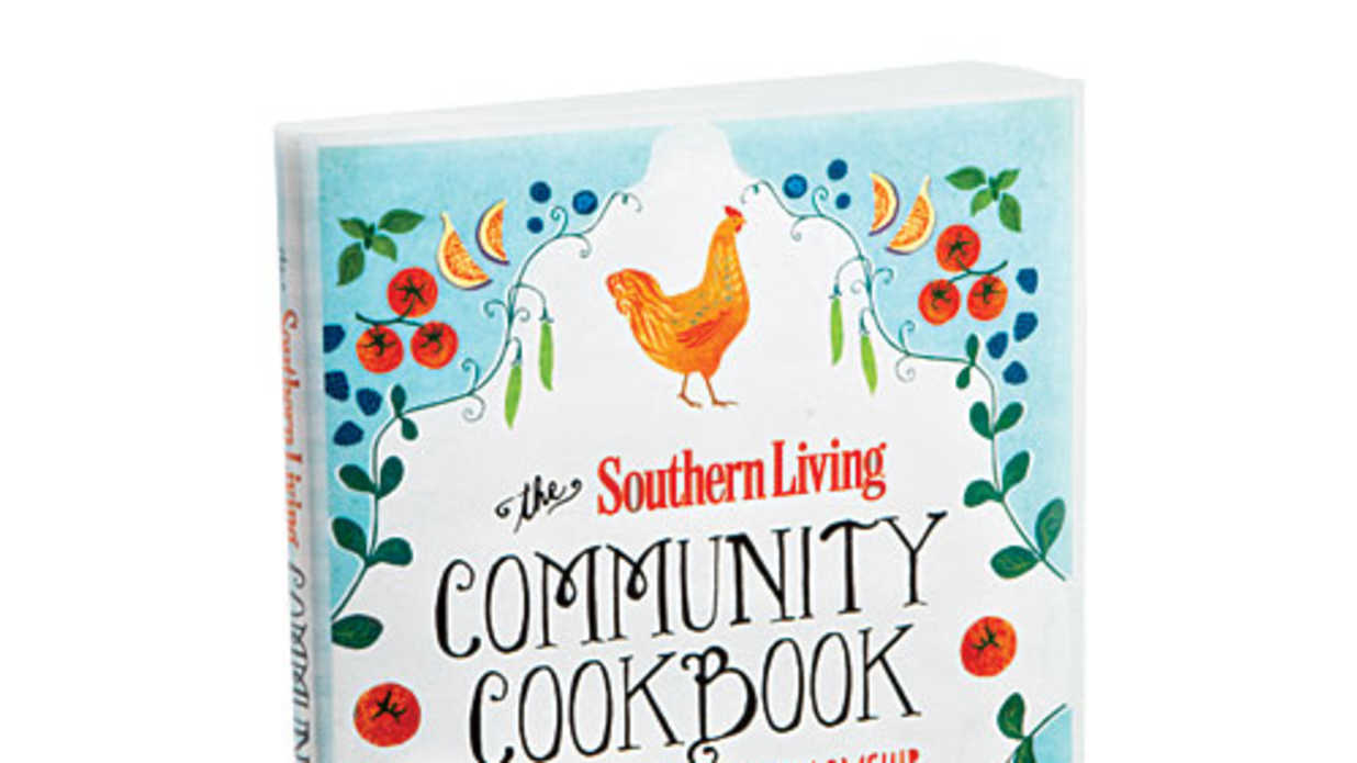 The Community Cookbook Library