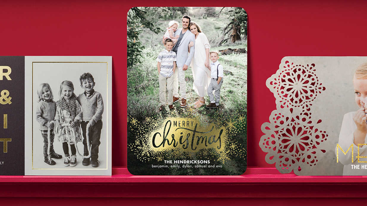 8 Ways to Make Your Holiday Card Stand Out