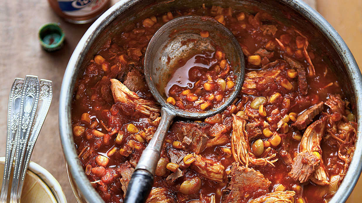Chicken Brunswick Stew Recipe Food Network