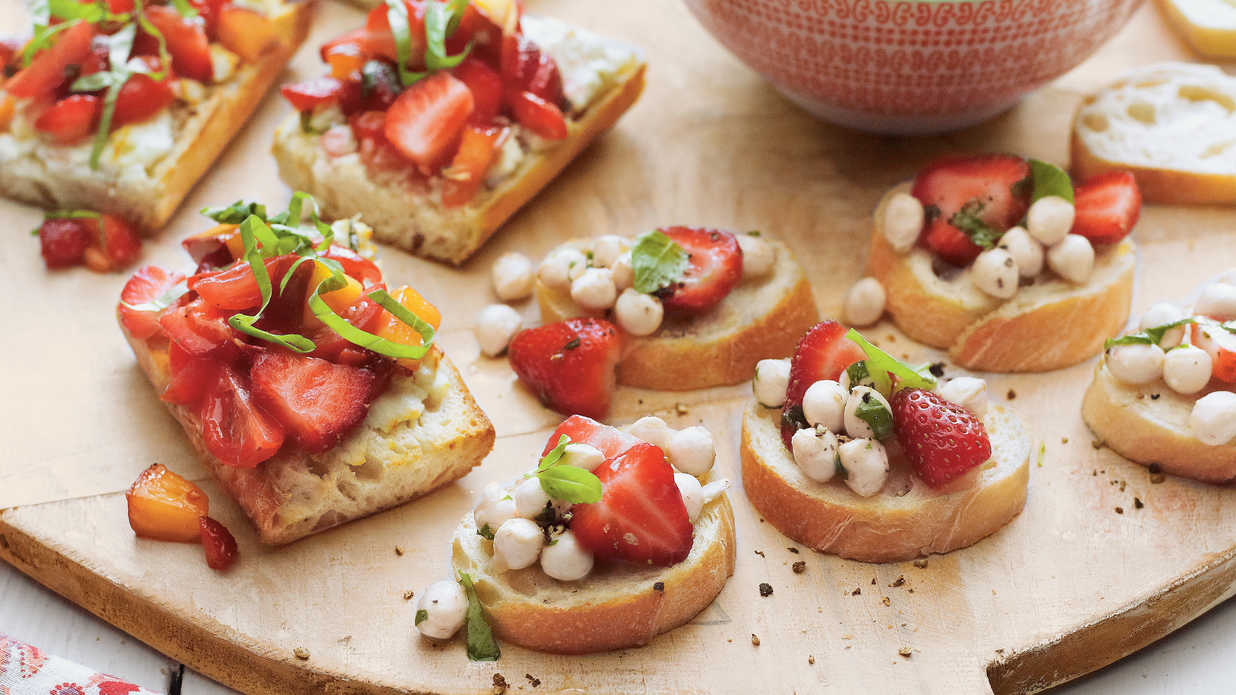 Fresh & Juicy Strawberry Recipes