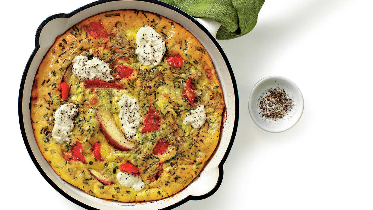 Easy & Delicious Frittata Recipes
