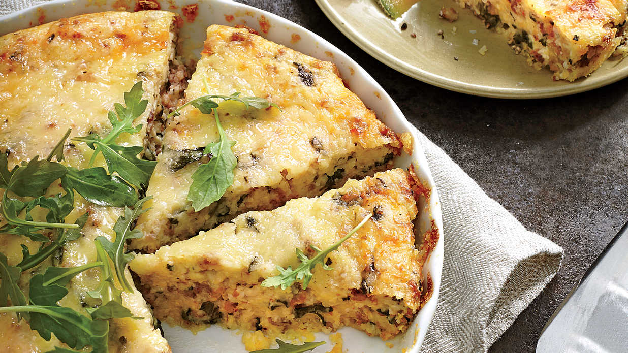 Fluffy & Flavorful Quiche Recipes That Deserve A Spot on Your Next Brunch Menu