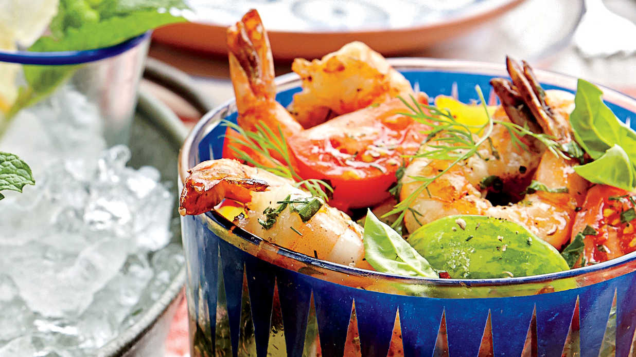 Grilled Shrimp Recipes