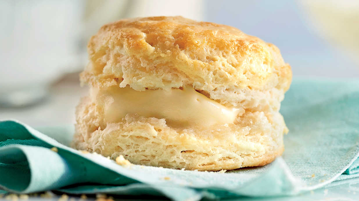 Our Best Ever Buttermilk Biscuit