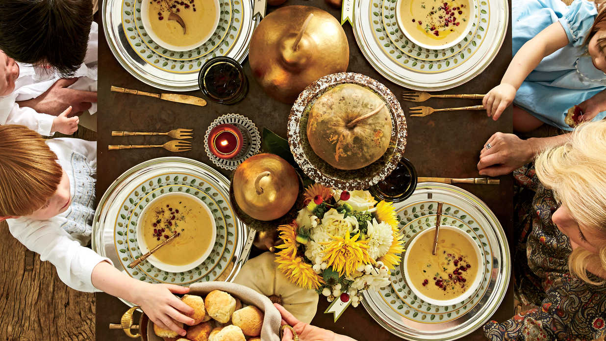 The Ultimate Southern Thanksgiving