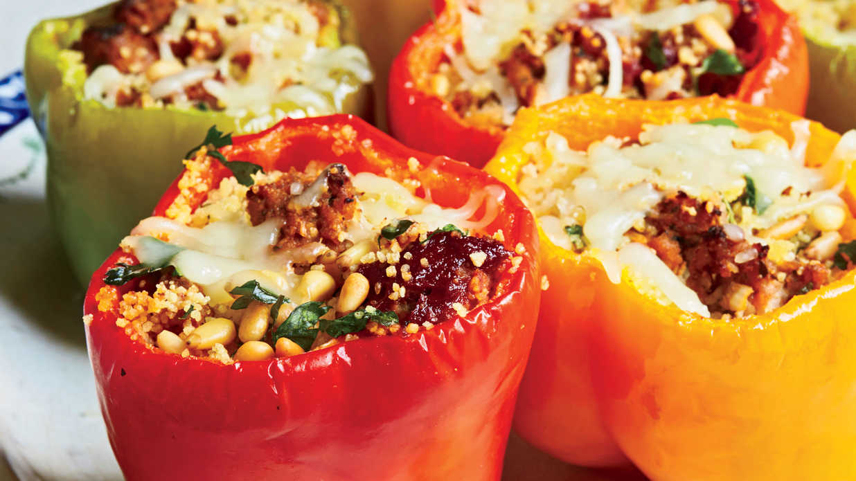 Savory Stuffed Peppers