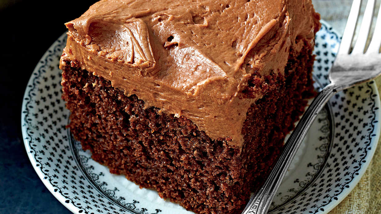 Chocolate Cake Recipe From Scratch: Mayonnaise Cake From Scratch