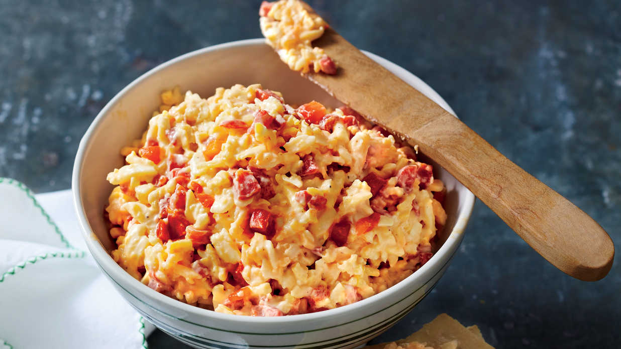 Pimiento Cheese Spread Recipes