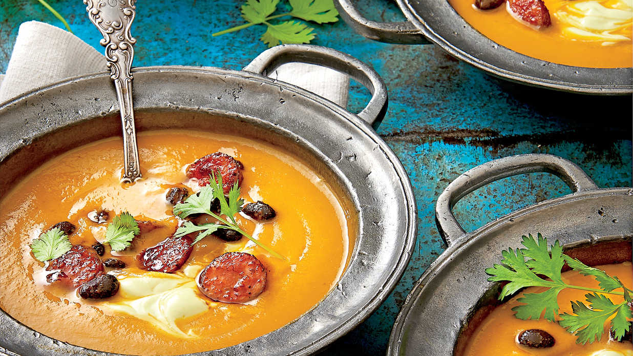 Fall Soups and Stews to Keep You Warm