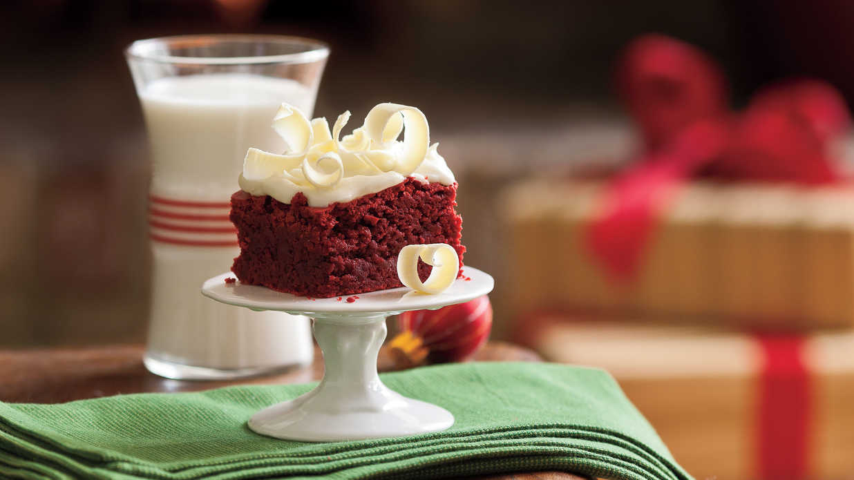 Red velvet cake recipe from scratch southern living