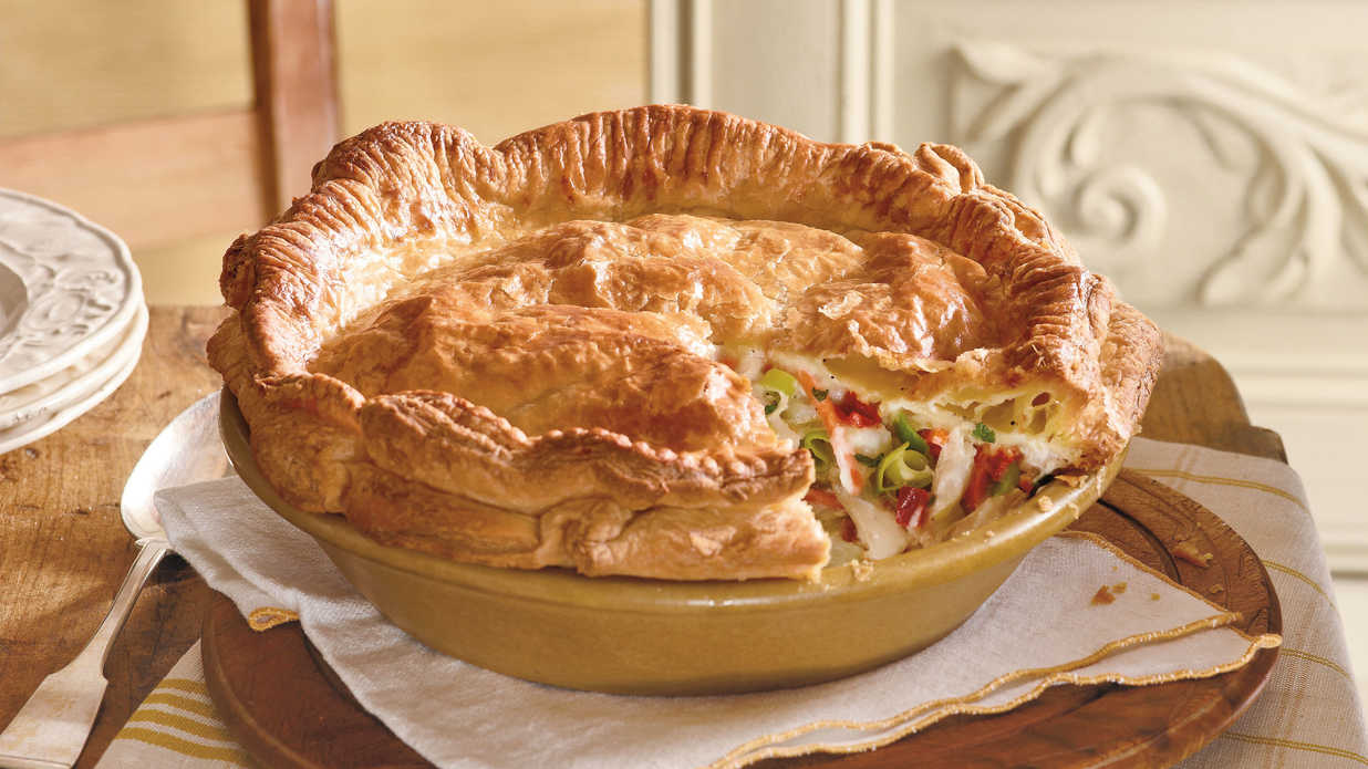 Classic And Easy Chicken Pot Pie Recipes Southern Living
