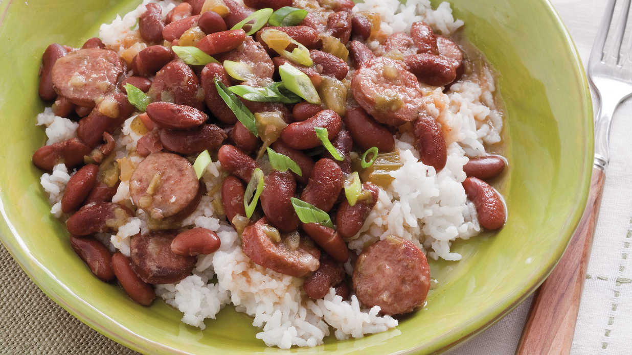 Bcs lsu tailgate party menu southern living for Amy ruth s home style southern cuisine