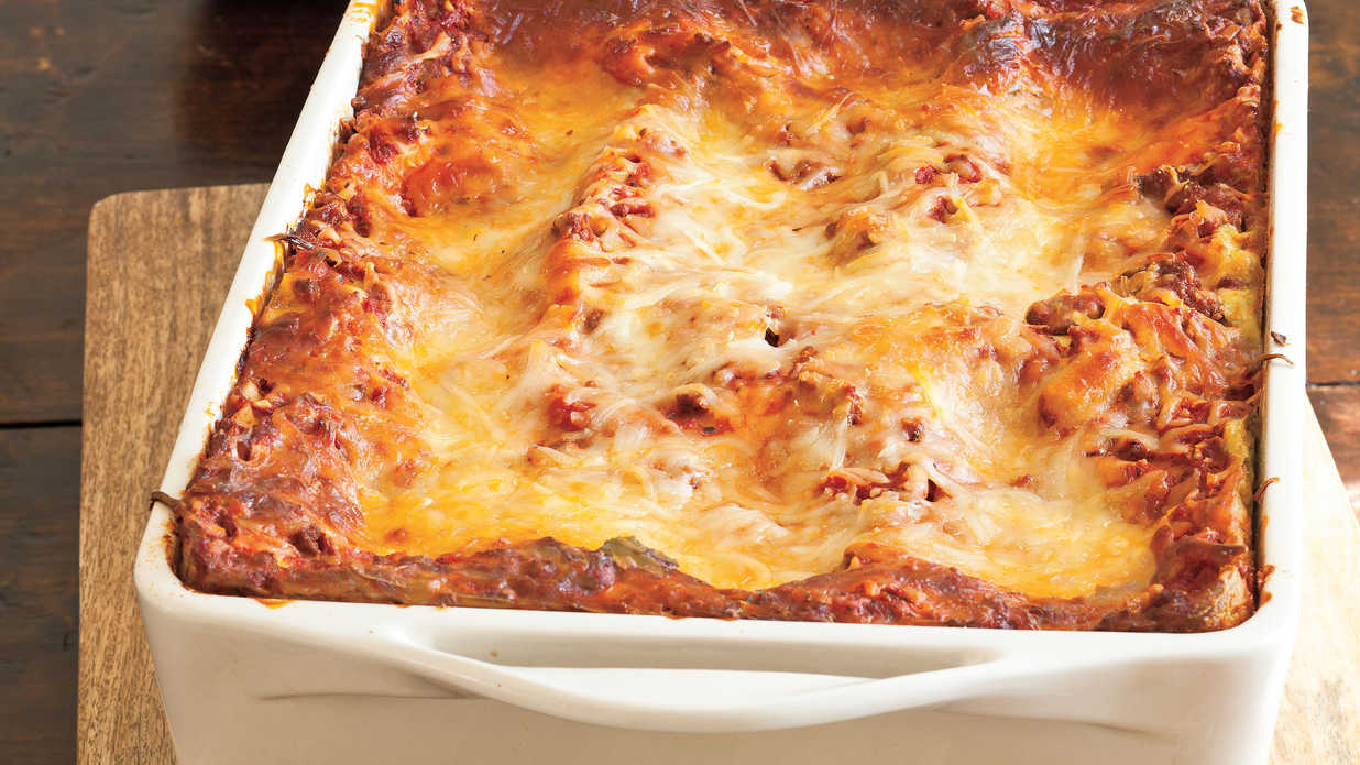 Easy Lasagna Recipes For Dinner Southern Living