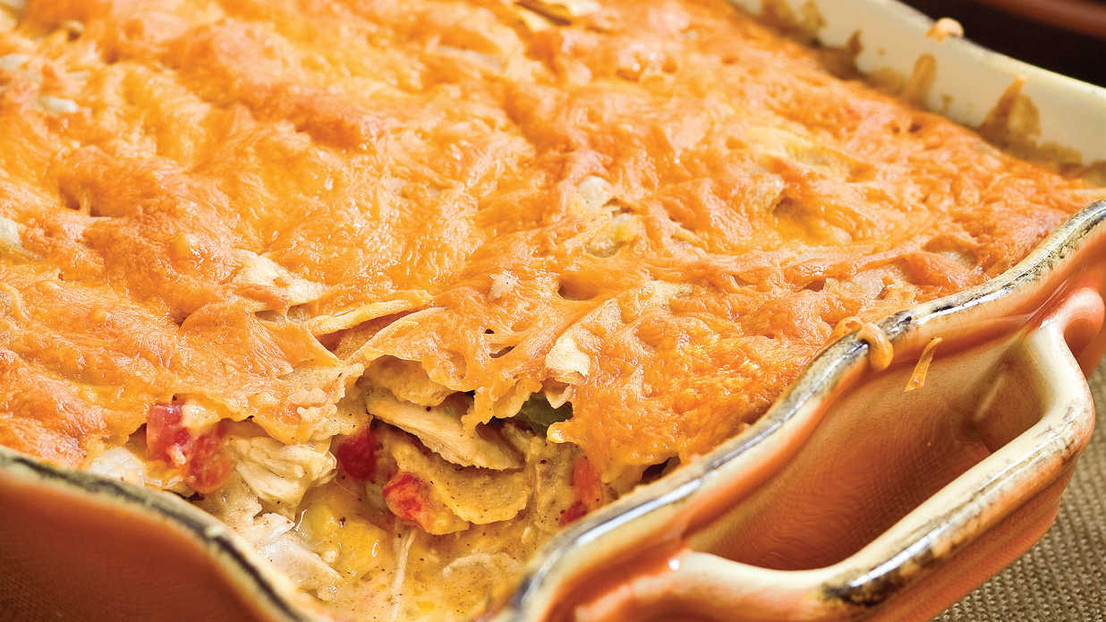 Make-Ahead Quick-Fix Casseroles