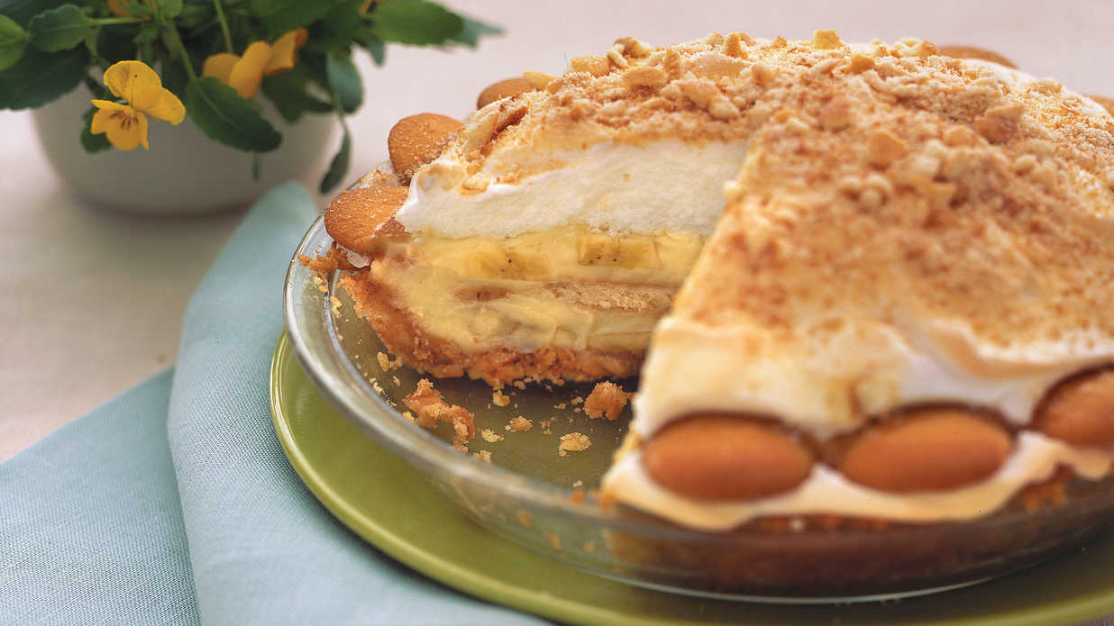 Banana Pudding Pie Old Fashioned Pies Cobblers Recipes Watermelon Wallpaper Rainbow Find Free HD for Desktop [freshlhys.tk]