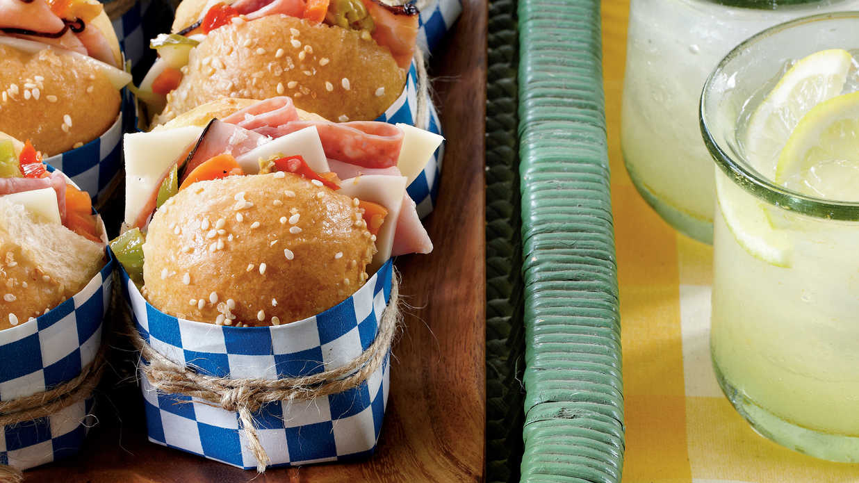 Ready-to-Serve Tailgating Recipes