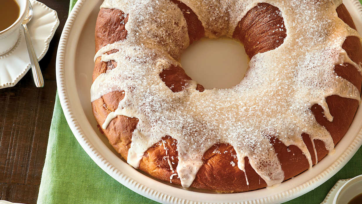 Overnight Coffee Cake Southern Living