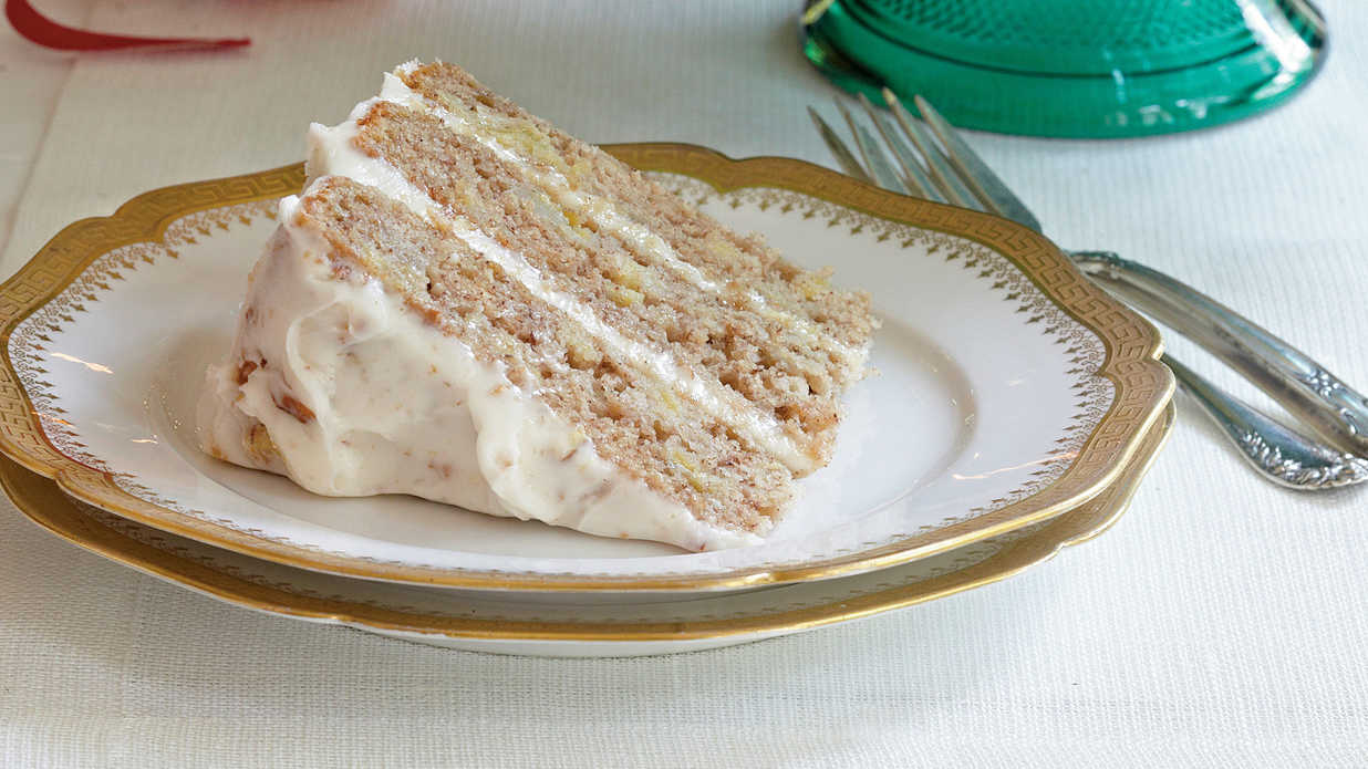 Lightened Hummingbird Cake Southern Living