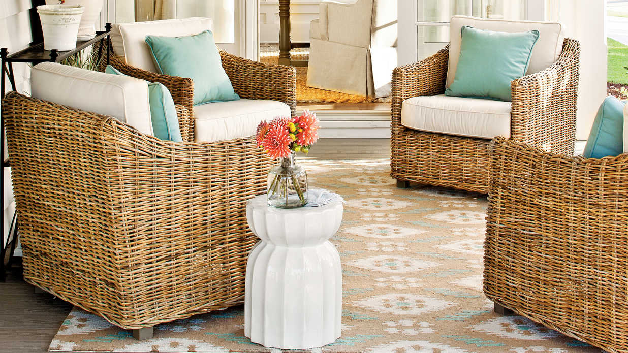 Why Southerners Have Always Loved Wicker