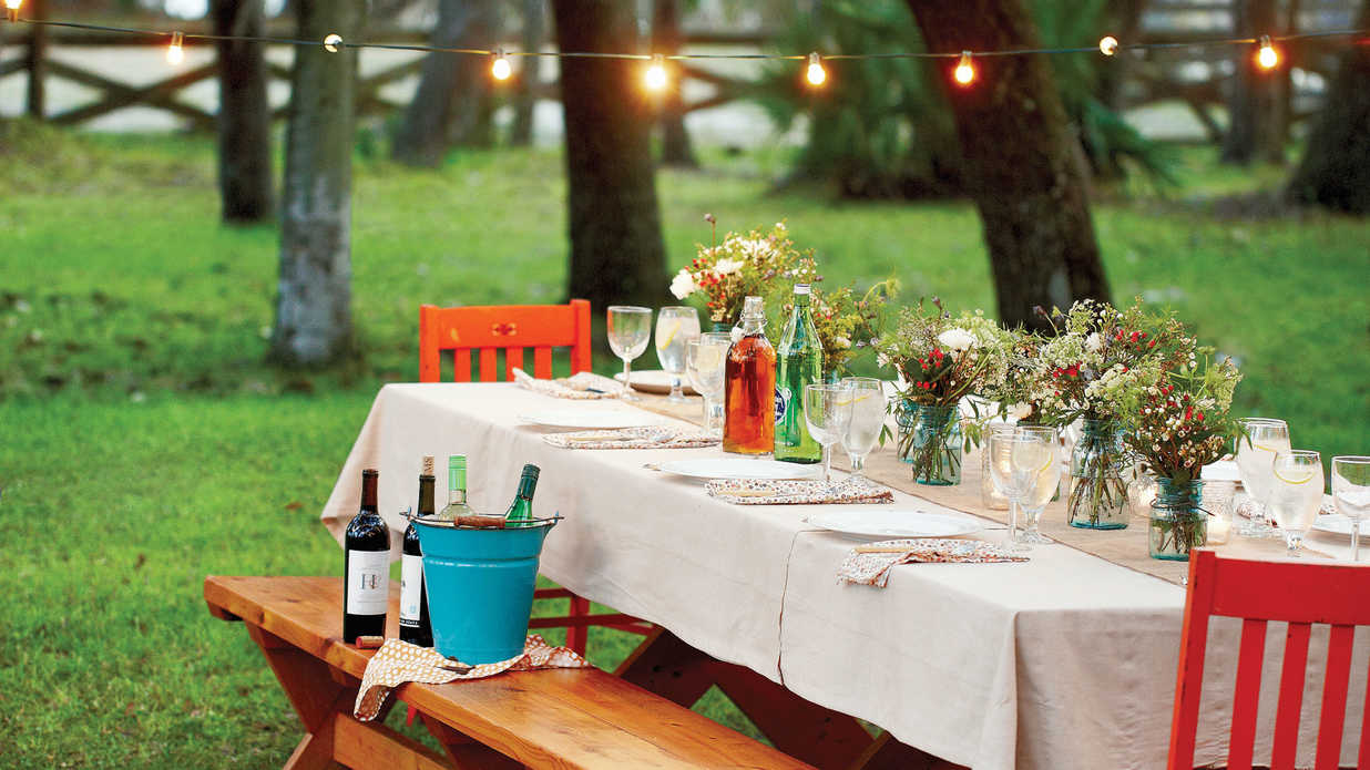 Cook Up a Rustic, Casual Feast