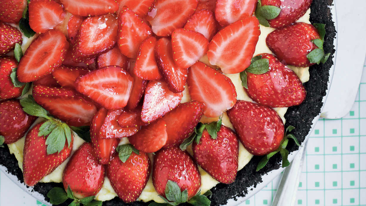 Fresh Strawberry Pie Recipes