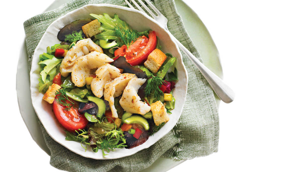 Quick-Fix Seafood Suppers