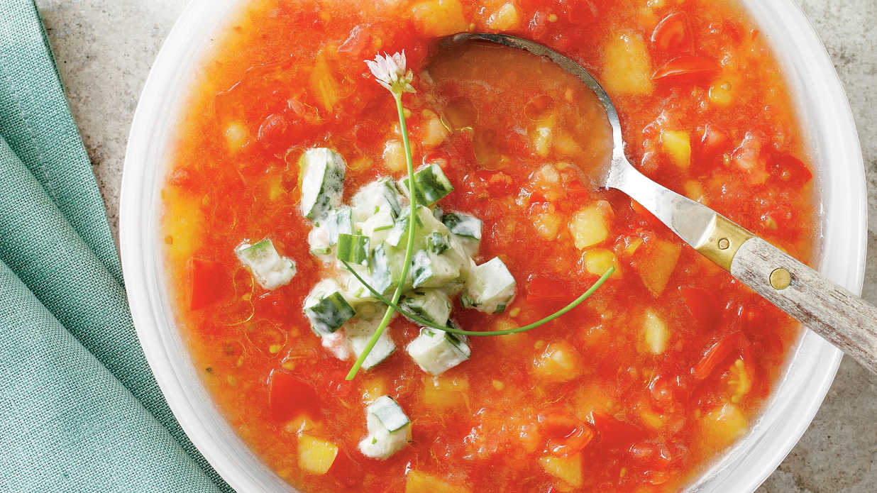 Our Most Refreshing Spring Soup Recipes