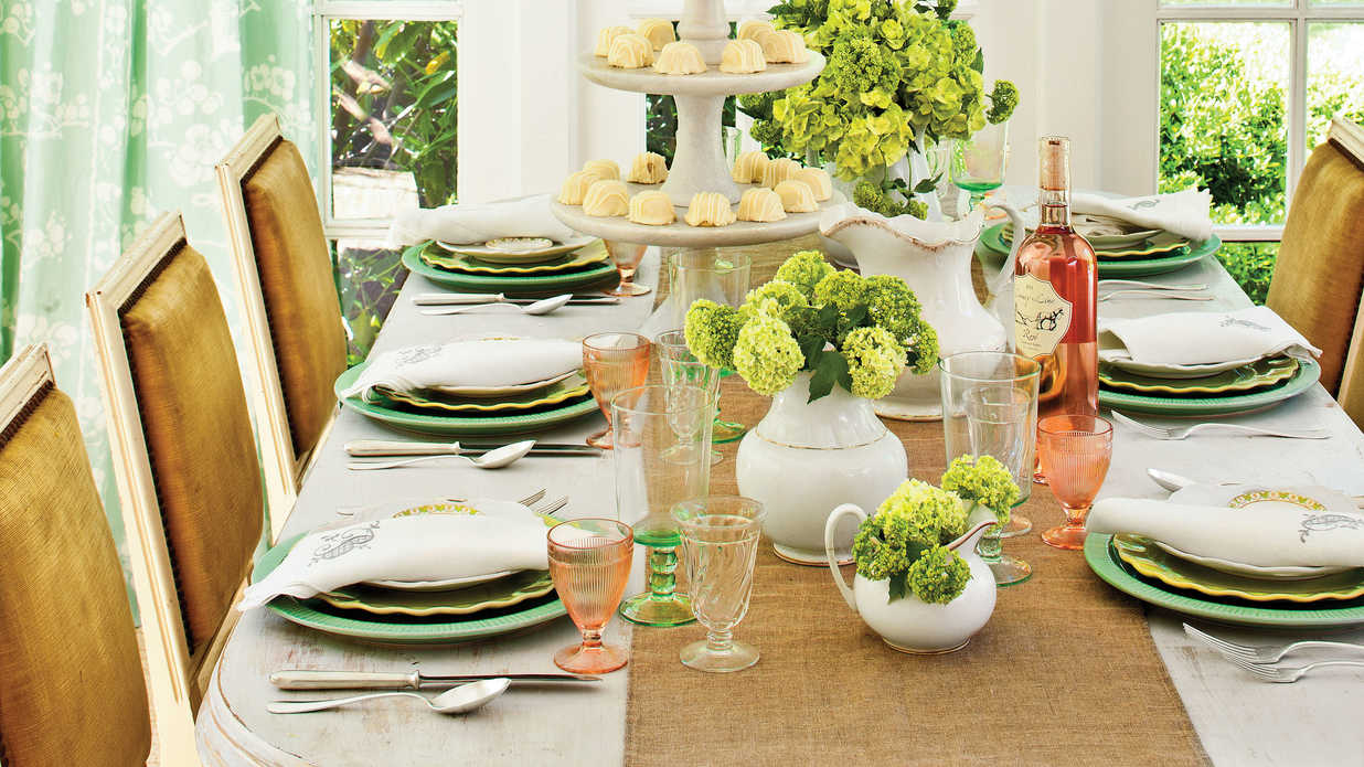 The Southern Table: Use Beautiful Basics