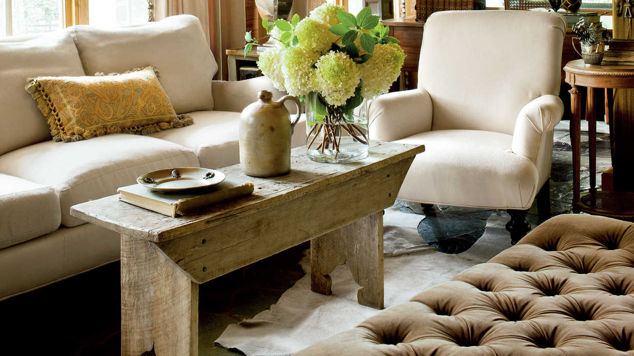 Southern Living Living Room Add A Sense Of History 106 Living Room Decorating Ideas