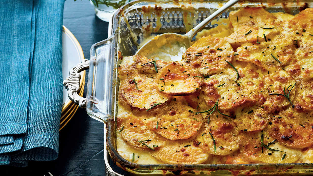 20 Side Dish Casseroles
