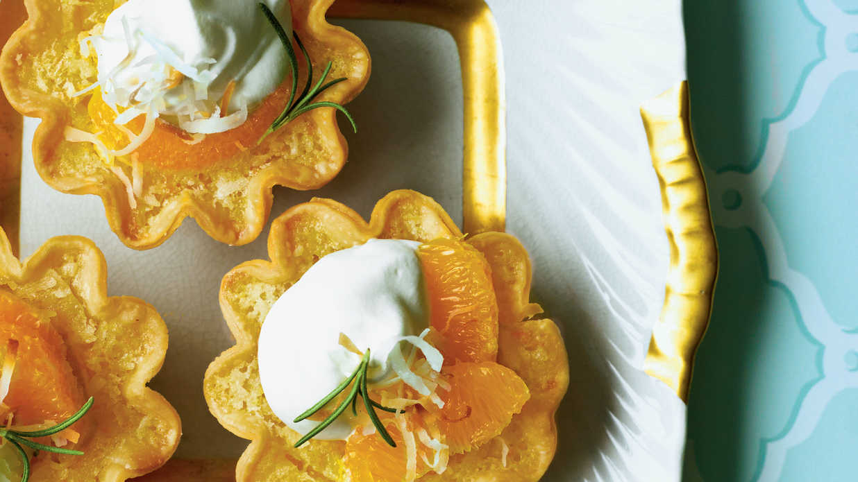Fresh Lemon Tart Recipes