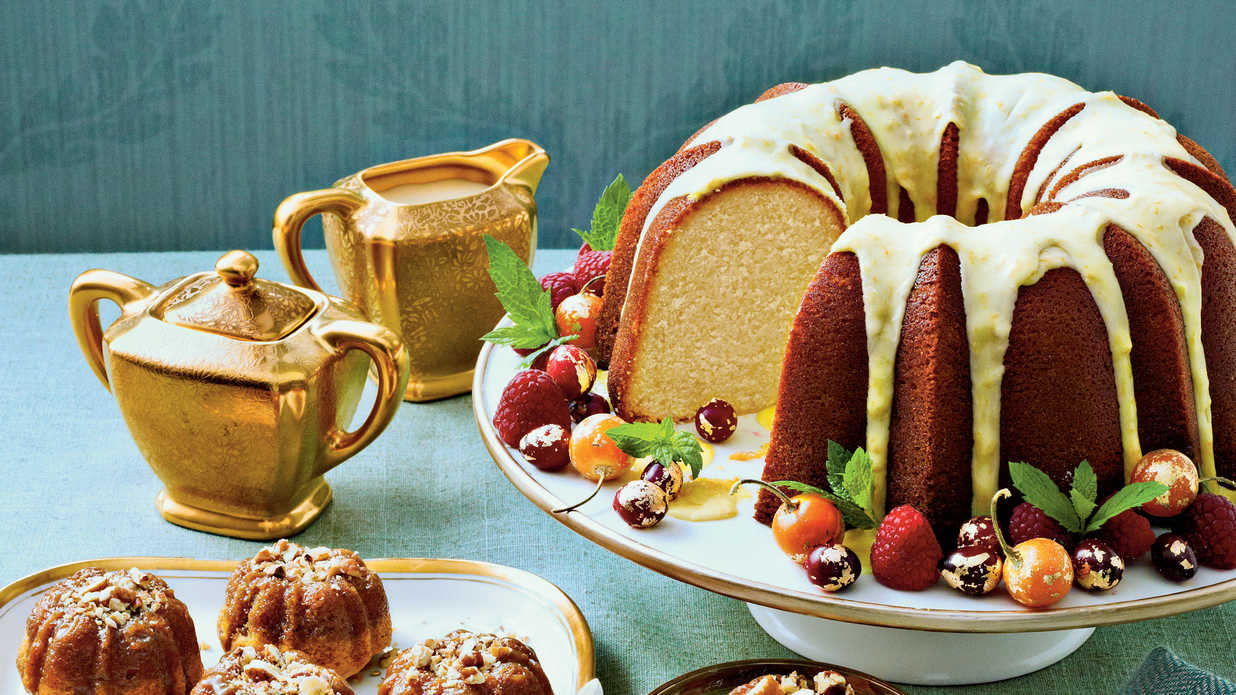 Save Room for the Best Thanksgiving Bundts & Pies