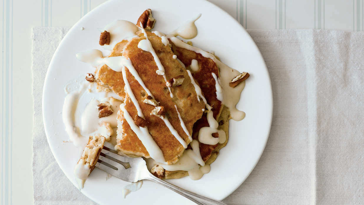 Over-the-Top Christmas Pancakes