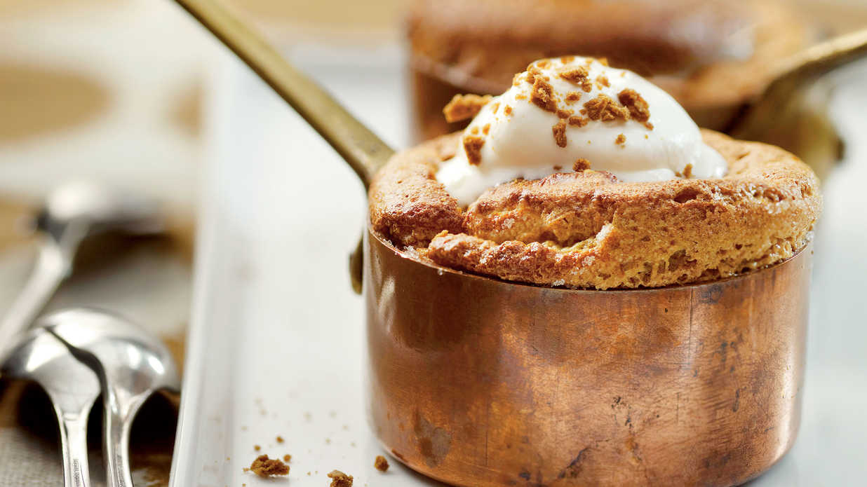 Fall Pudding and Spoon Bread Recipes